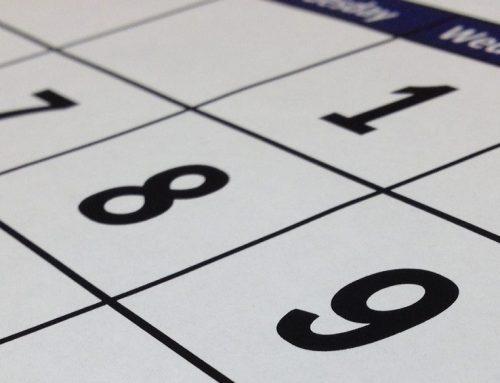 Pisanje datuma u hrvatskom jeziku